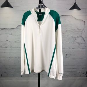 Nike Golf 3/4 Zip Pull Over Long Sleeve 339
